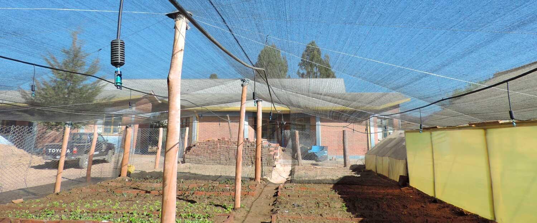 Acuerdo solidario La Wash con Global Humanitaria, proyecto Bolivia.