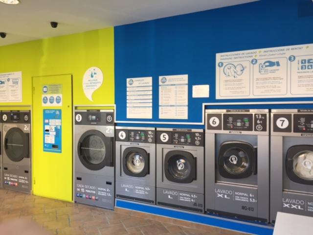 Nueva lavandería autoservicio en Castelldefels La Wash
