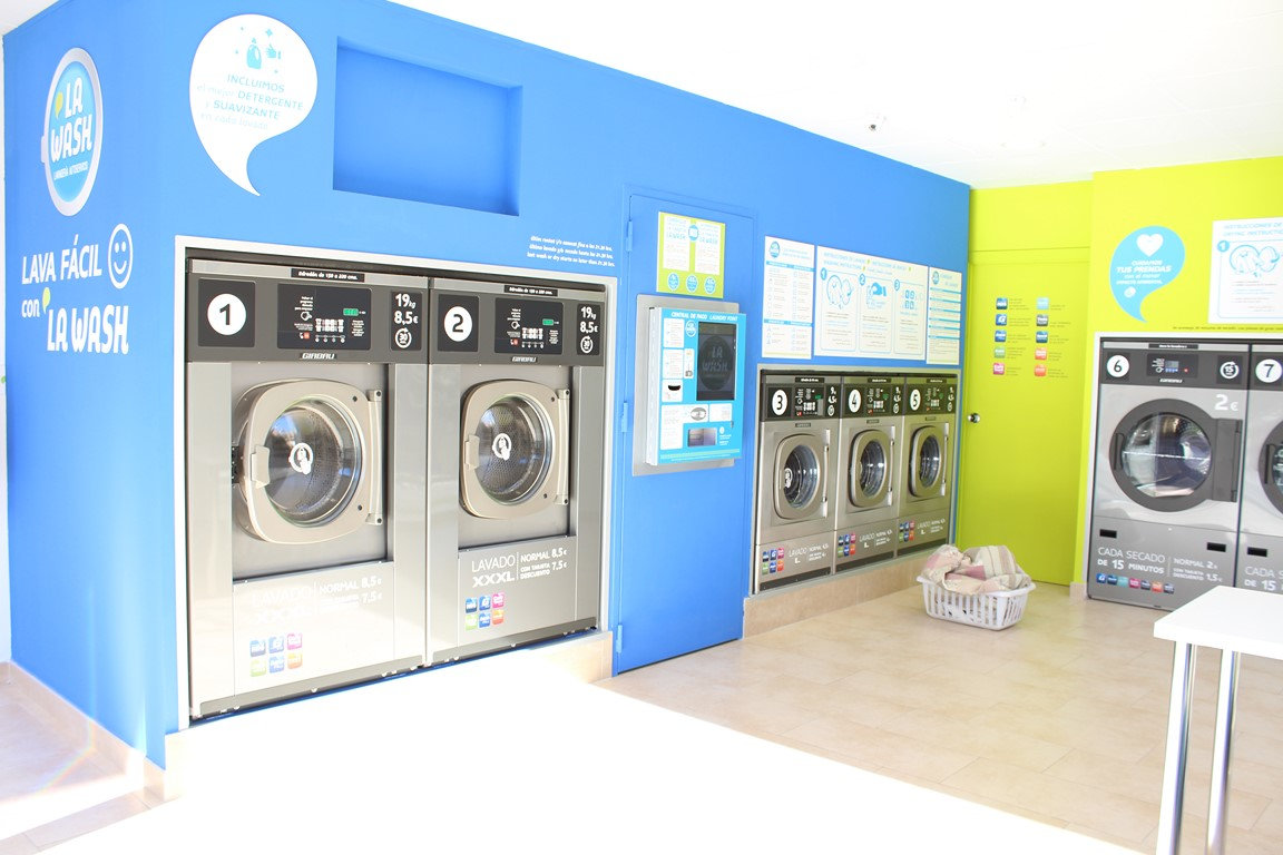 Franquicias de lavandería, una oportunidad rentable