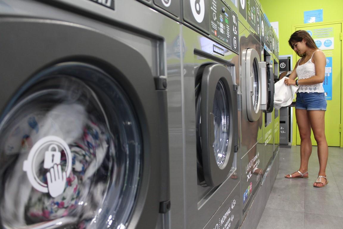 Claves del negocio de una lavandería autoservicio