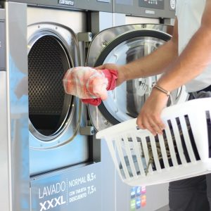 Las lavanderías autoservicio favorecen el ahorro energético