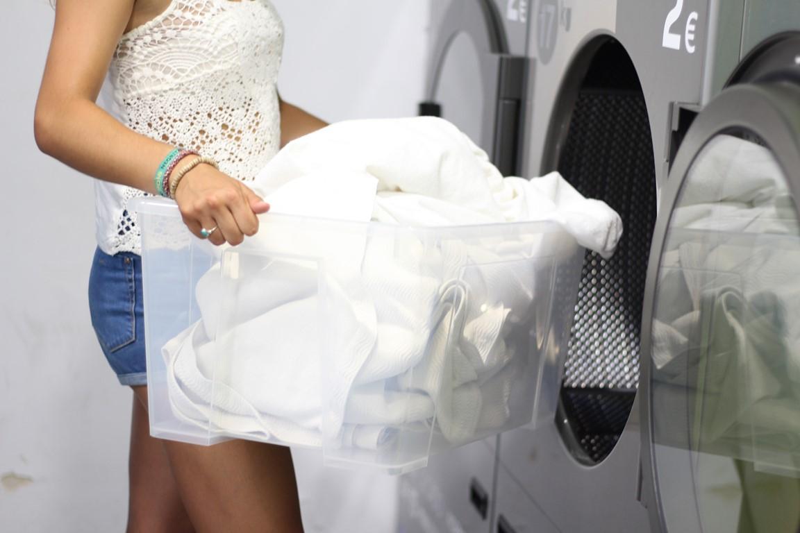 Lavanderías autoservicio La Wash para cuidar la ropa de cama