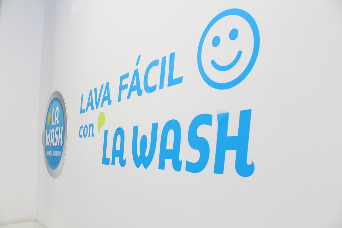 La Wash a Expofranquicia 2014