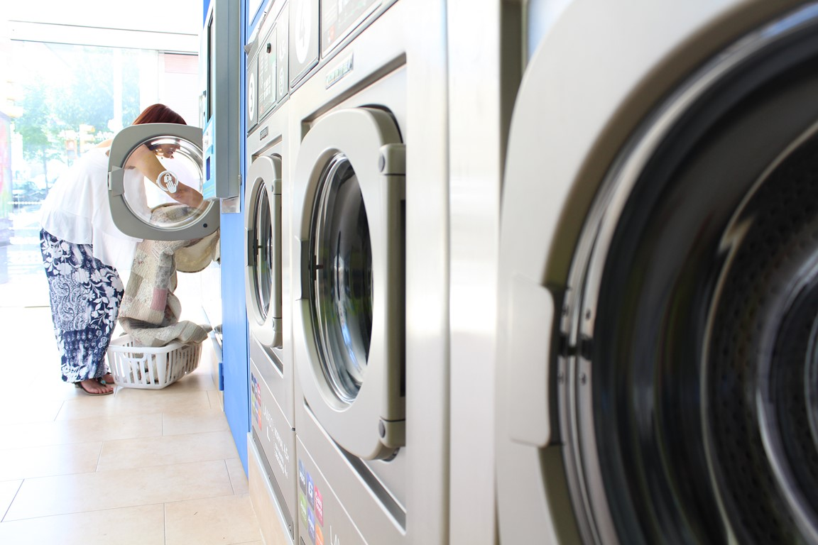 Tips for mounting industrial laundries