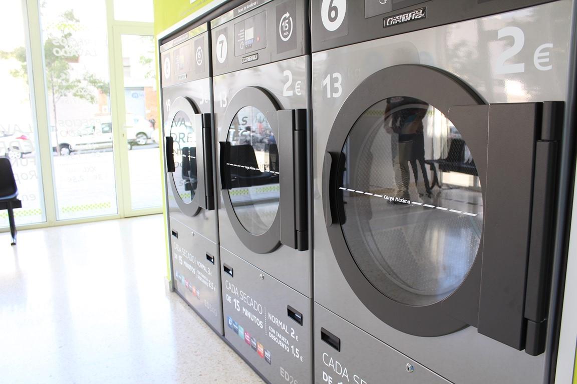 Diferencias entre una secadora industrial y una doméstica