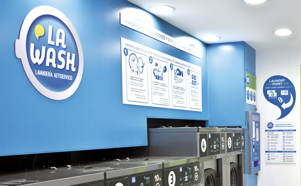 Our goal is to be the reference self-laundry franchise in Europe