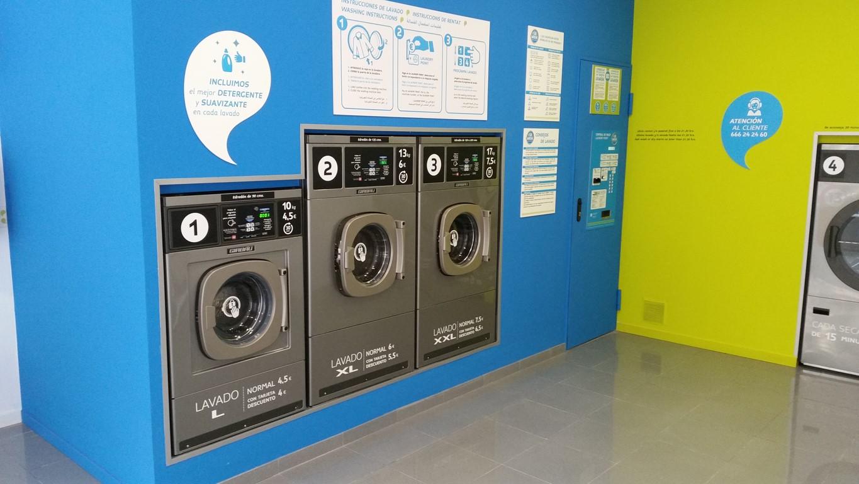Franquicias de lavandería y los cambios de hábitos