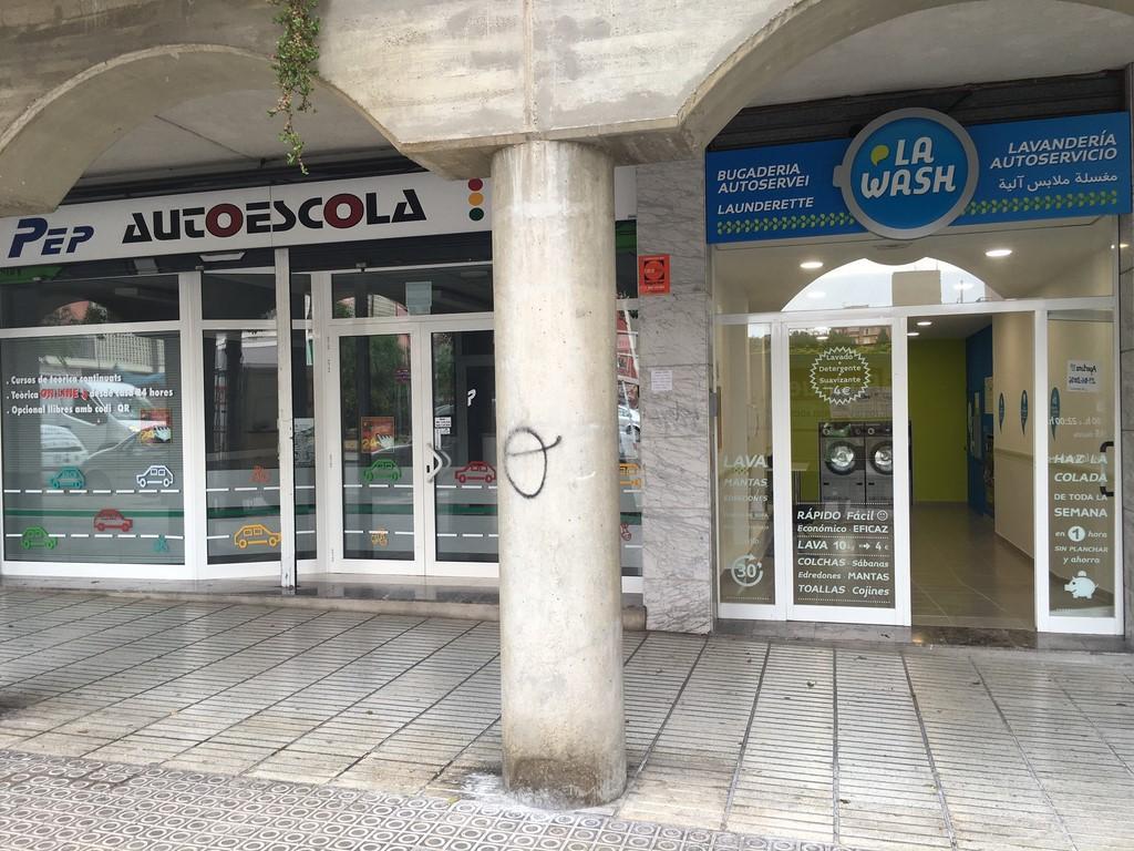 Nueva lavandería automática de La Wash en Vilanova i Geltrú