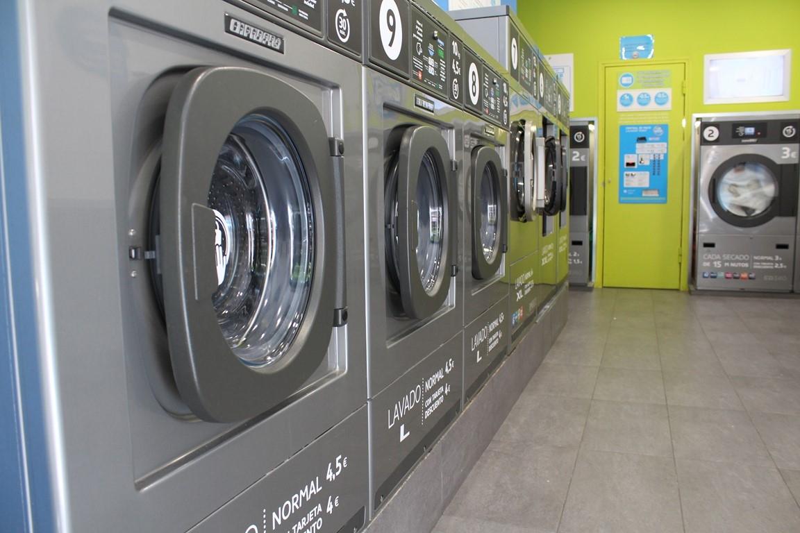Fotos de lavadoras, descubre las máquinas de La Wash