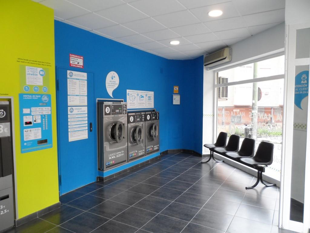Lavandería automática en Madrid para ganar tiempo