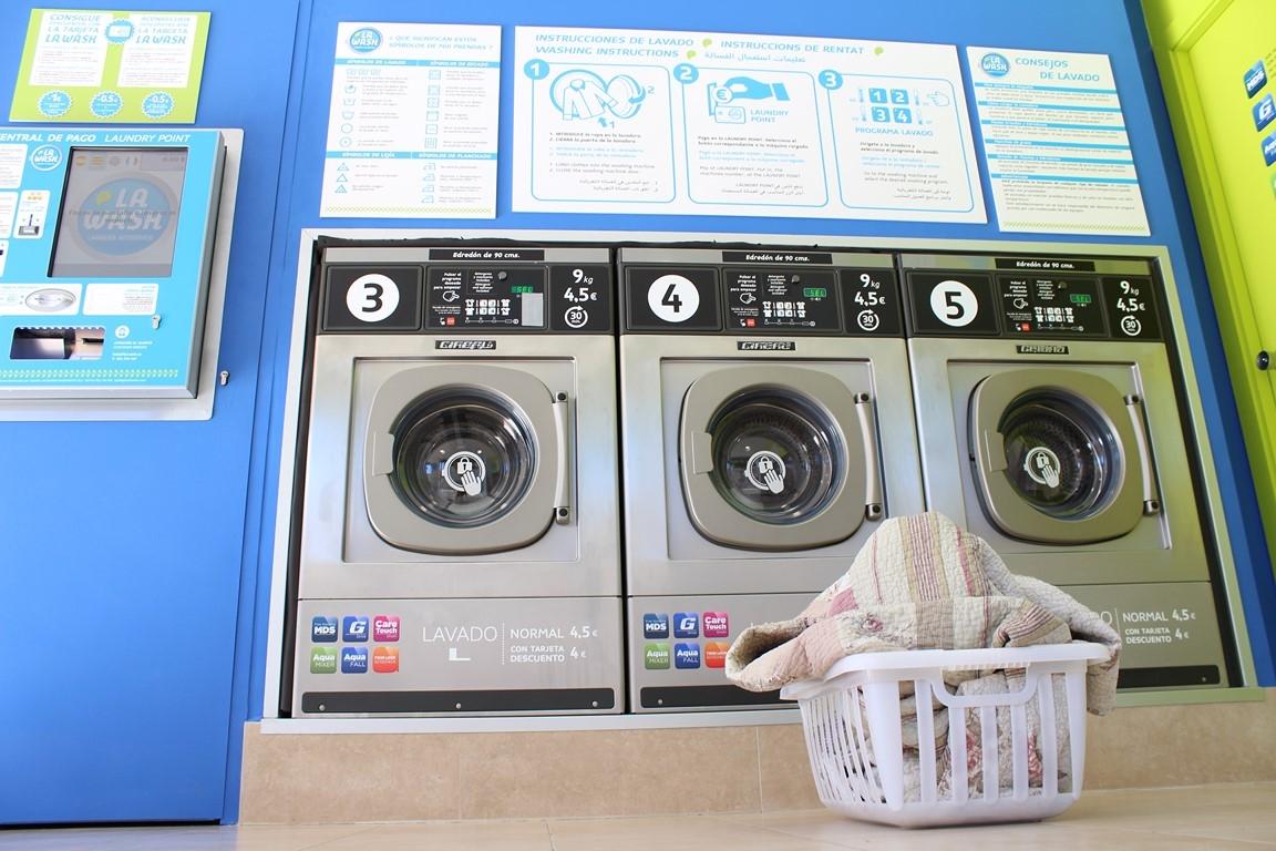 Quiero comprar una lavadora, ¿Cuál me compro?