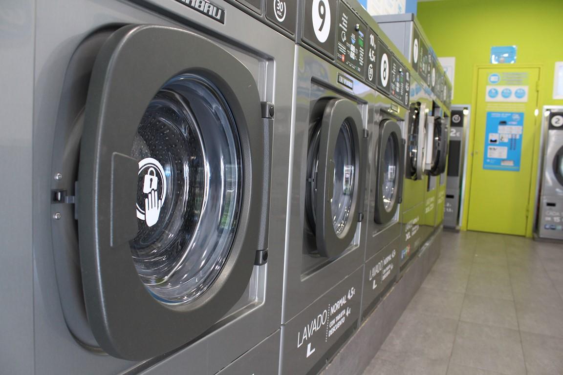 Las lavadoras autoservicio de La Wash