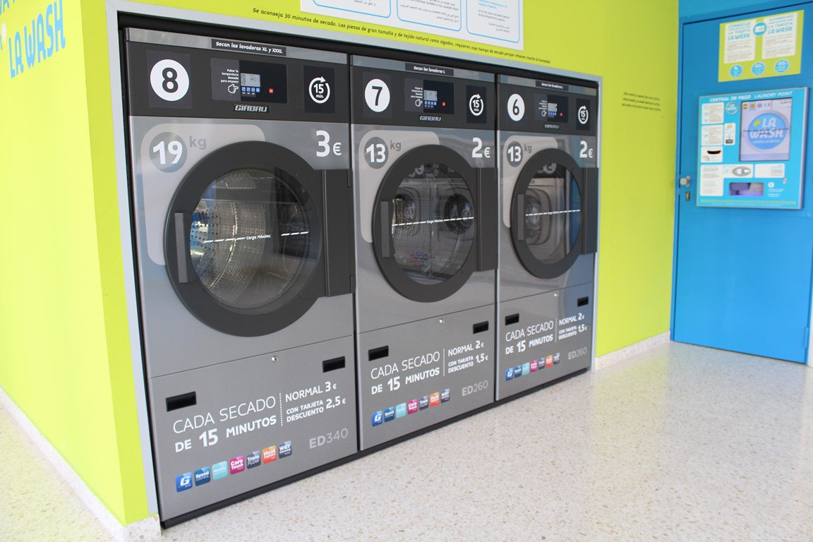 How does a clothes dryer work?