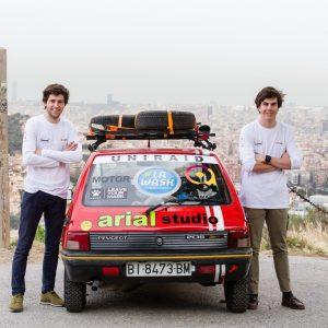 La Wash y la UNIRAID edición 2017. UNIRAID es una gran aventura humana y solidaria para estudiantes entre 18 y 28 años con espíritu emprendedor .