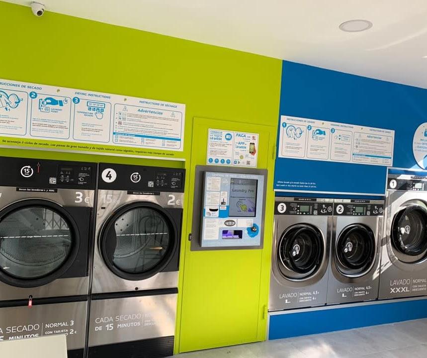 Lavanderías autoservicio, un negocio que despega en Mérida