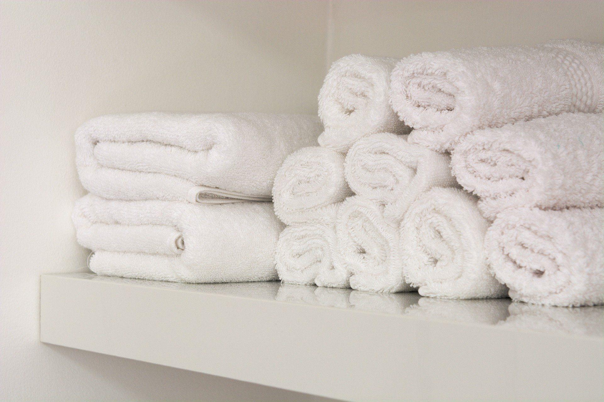 Como lavar las toallas para eliminar virus y bacterias