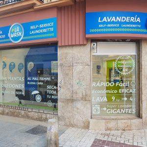 La expansión de las lavanderías autoservicio en España