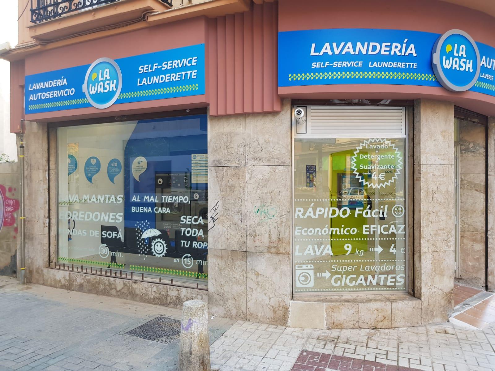 L'expansió de les bugaderies autoservei a Espanya