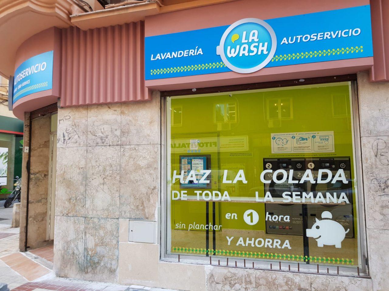 La Wash en Mámoles 28 Málaga