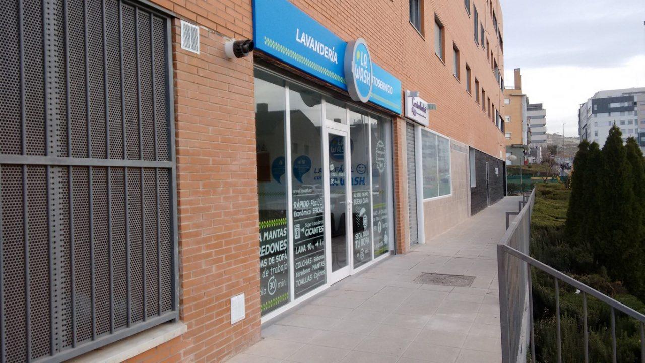Lavandería La Wash de GONZALO TORRENTE BALLESTER 1 Rivas-Vaciamadrid